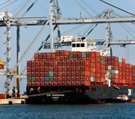 import Export container clearance