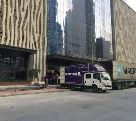 office relocation company dubai