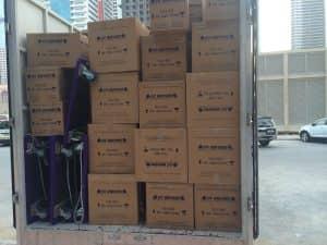 IT office moving in dubai