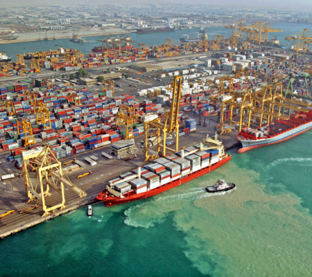 container clearance services dubai