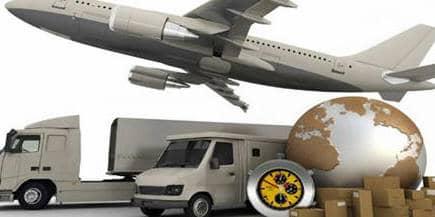 Air cargo transport services