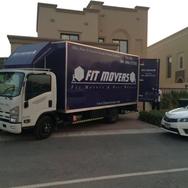 container clearance and moving in dubai