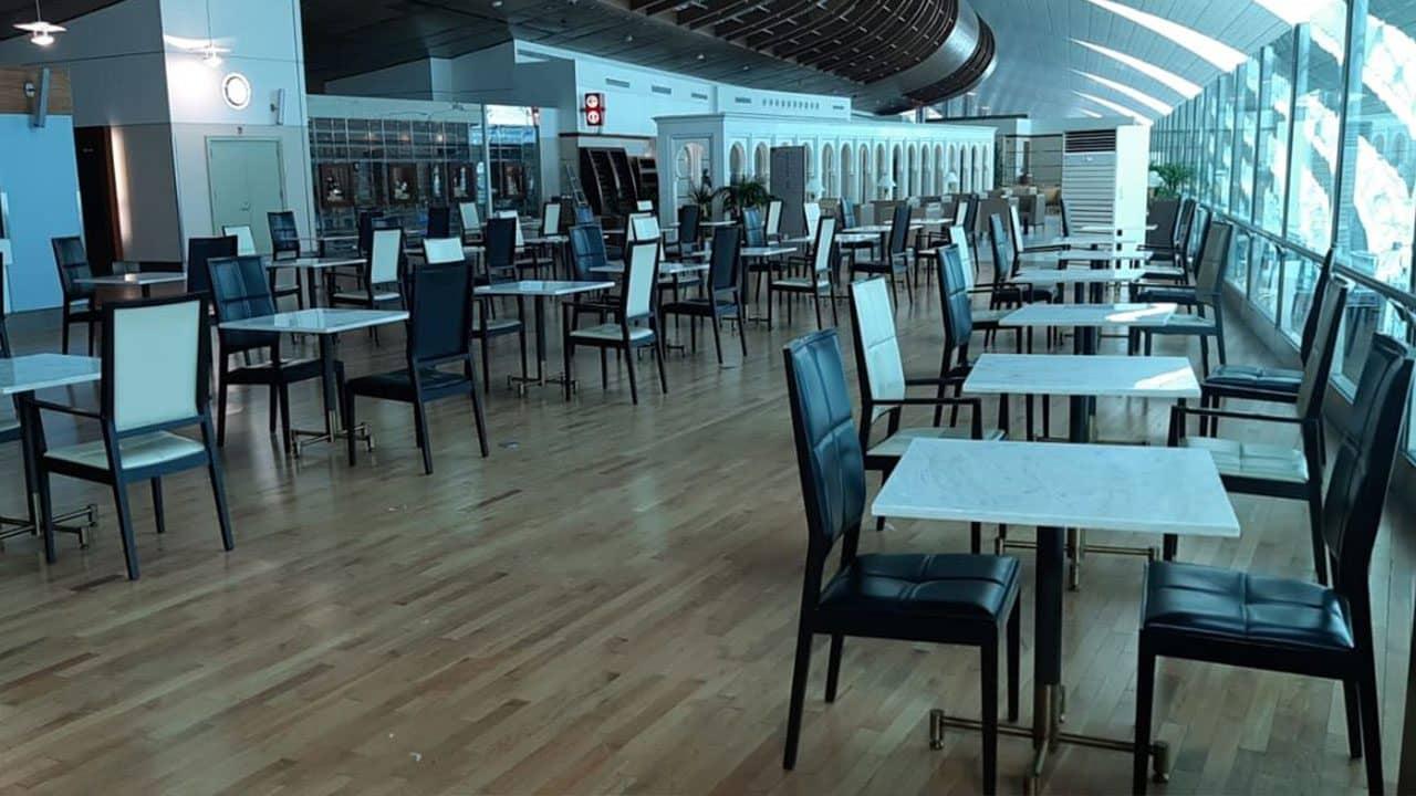 Dubai Airport Project